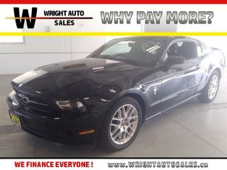 Used 2012 Ford Mustang V6|LEATHER|TRACTION CONTROL|105,464 KMS for sale in Cambridge, ON