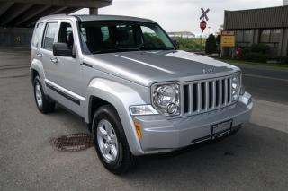 Used 2011 Jeep Liberty Sport for sale in Langley, BC