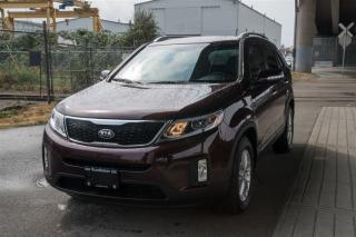 Used 2015 Kia Sorento LX Coquitlam Location - 604-298-6161 for sale in Langley, BC