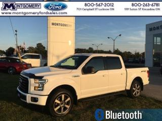 Used 2017 Ford F-150 XLT  - Bluetooth - Back Up Camera for sale in Kincardine, ON