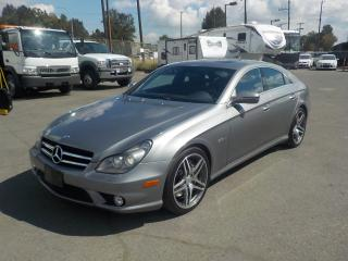 Used 2011 Mercedes-Benz CLS-Class CLS63 AMG for sale in Burnaby, BC