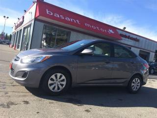 Used 2017 Hyundai Accent On the spot Approval! for sale in Surrey, BC