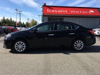 Used 2017 Nissan Sentra 6 months no payment, O.A.C. for sale in Surrey, BC