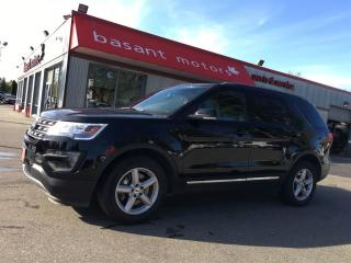 Used 2016 Ford Explorer XLT, 7 Passenger, Heated Seats, Backup Camera!! for sale in Surrey, BC
