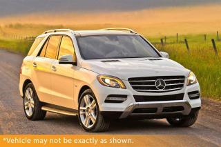 Used 2014 Mercedes-Benz ML-Class ML350 BlueTEC 4MATIC, Navi, Pa for sale in Winnipeg, MB