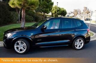 Used 2014 BMW X3 xDrive35i M Sport, Navigation, for sale in Winnipeg, MB