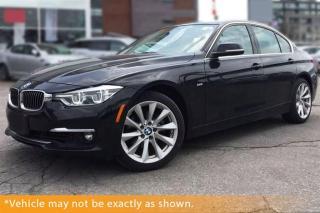 Used 2016 BMW 328i xDrive, Navi, Moon Roof, Heate for sale in Winnipeg, MB