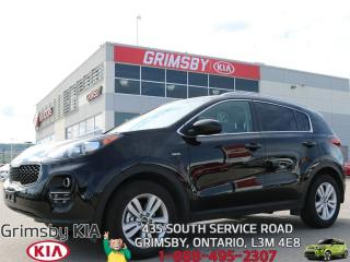 Used 2017 Kia Sportage LX...LONG DRIVES HAVE NEVER BEEN BETTER!!! for sale in Grimsby, ON