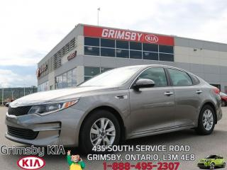 Used 2016 Kia Optima LX AT...COMFORT AND FUEL EFFECIENT!!! for sale in Grimsby, ON