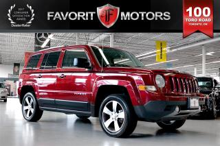 Used 2016 Jeep Patriot High Altitude AWD | LTHR | NAV | BACK-UP CAMERA for sale in North York, ON