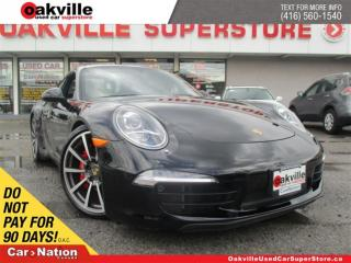 Used 2012 Porsche 911 Carrera S PDK | LEATHER | PANOROOF |NAVI for sale in Oakville, ON