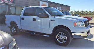 Used 2006 Ford F-150 XLT 4X4 for sale in Brunkild, MB