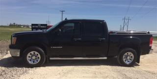 Used 2008 GMC Sierra 1500 WT 4X4 for sale in Brunkild, MB