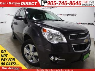 Used 2013 Chevrolet Equinox 2LT| AWD| LEATHER| SUNROOF| BACK UP CAMERA| for sale in Burlington, ON
