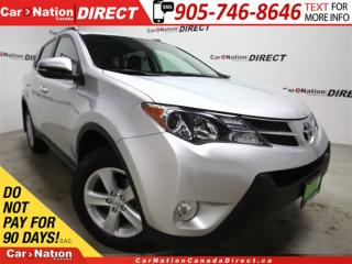 Used 2013 Toyota RAV4 XLE| AWD| BACK UP CAMERA| SUNROOF| for sale in Burlington, ON