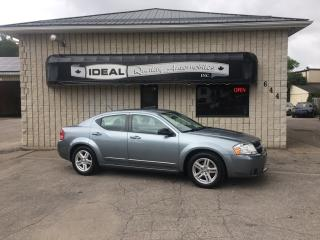 Used 2009 Dodge Avenger SXT for sale in Mount Brydges, ON