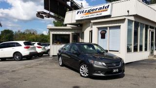 Used 2013 Honda Accord Touring (CVT) - NAV! BACK-UP CAM! BLIND SPOT CAM! for sale in Kitchener, ON
