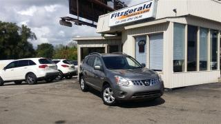 Used 2011 Nissan Rogue SV - BACK -UP CAM! BLUETOOTH! HEATED SEATS! for sale in Kitchener, ON