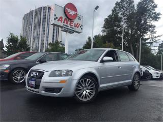 Used 2006 Audi A3 w/Sport Pkg for sale in Cambridge, ON