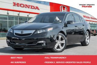 Used 2014 Acura TL Base w/Technology Package for sale in Whitby, ON