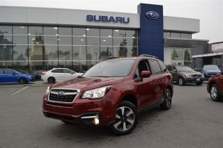 Used 2017 Subaru Forester 2.5i Touring - 0.5% Finance 60 Mos for sale in Port Coquitlam, BC
