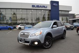Used 2013 Subaru Outback 2.5i Limited Package (CVT) for sale in Port Coquitlam, BC