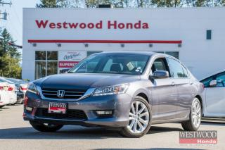 Used 2015 Honda Accord Touring V6 for sale in Port Moody, BC