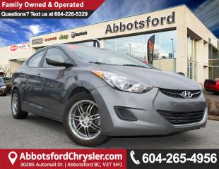 Used 2013 Hyundai Elantra GL #1 VALUE RANK IN BC for sale in Abbotsford, BC