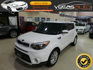 Used 2017 Kia Soul EX| BACK-UP CAMERA| TOUCH SCREEN| ALLOYS for sale in Woodbridge, ON