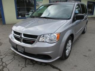 Used 2015 Dodge Grand Caravan FAMILY MOVING SE MODEL 7 PASSENGER 3.6L - V6.. CAPTAINS.. STOW-N-GO.. CD/AUX INPUT.. ECON-BOOST PACKAGE.. for sale in Bradford, ON