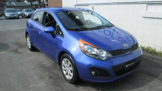 Used 2012 Kia Rio LX+ for sale in Kingston, ON
