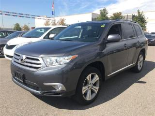 Used 2013 Toyota Highlander for sale in Brampton, ON