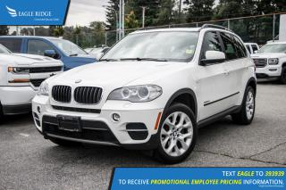 Used 2013 BMW X5 xDrive35i Navigation, Sunroof, and Heated Seats for sale in Port Coquitlam, BC