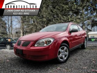 Used 2009 Pontiac G5 COUPE for sale in Stittsville, ON