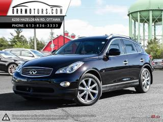 Used 2014 Infiniti QX50 Journey AWD for sale in Stittsville, ON