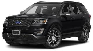New 2017 Ford Explorer SPORT for sale in Surrey, BC