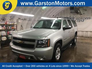 Used 2011 Chevrolet Suburban LT*LEATHER*POWER SUNROOF*BACK UP CAMERA*REAR DVD PLAYER*7 PASSENGER*KEYLESS ENTRY w/REMOTE START*ALLOYS* for sale in Cambridge, ON