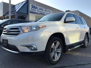 Used 2013 Toyota Highlander LEATHER|POWER SUNROOF|HEATED SEATS| for sale in Concord, ON