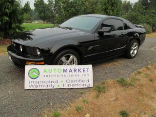 Used 2008 Ford Mustang GT, Auto, Insp, Warr for sale in Surrey, BC