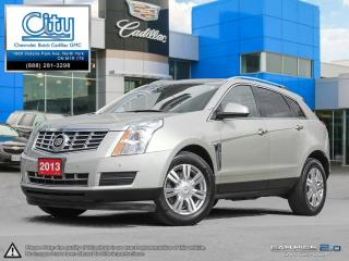 Used 2013 Cadillac SRX Luxury for sale in North York, ON