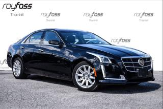 Used 2014 Cadillac CTS **Free Snow Tires**Awd Nav Roof Driver Aware Pkg for sale in Thornhill, ON