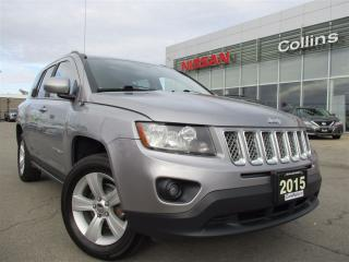 Used 2015 Jeep Compass North | ALLOYS | 4X4 | PWR GROUP | | for sale in St Catharines, ON