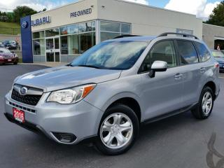 Used 2016 Subaru Forester 2.5i 5spd for sale in Kitchener, ON