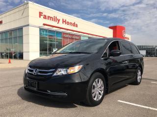 Used 2014 Honda Odyssey EX-L w/Navi for sale in Brampton, ON