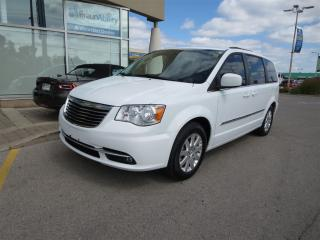 Used 2014 Chrysler Town & Country Touring - DVD, GPS, Sunroof, Heated Seats for sale in London, ON