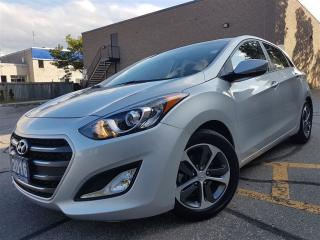 Used 2016 Hyundai Elantra GT GLS Tech-Navigation-Panorama sunroof for sale in Mississauga, ON