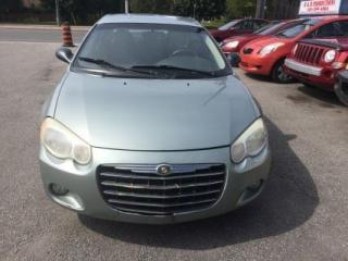 Used 2006 Chrysler Sebring Touring for sale in Scarborough, ON