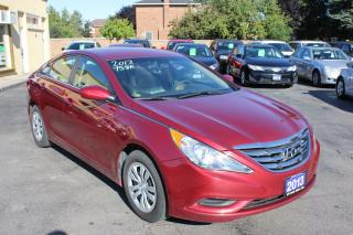 Used 2013 Hyundai Sonata GL BLUETOOTH for sale in Brampton, ON