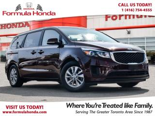 Used 2017 Kia Sedona LX | HEATED SEATS | MINT CONDITION for sale in Scarborough, ON