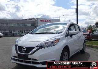 Used 2017 Nissan Versa Note 1.6 S |Bluetooth|Air Conditioning| for sale in Scarborough, ON